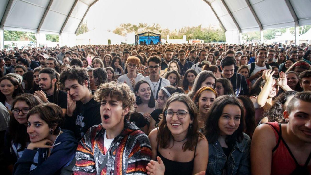 La M.O.D.A abre un DCode Festival con entradas agotadas