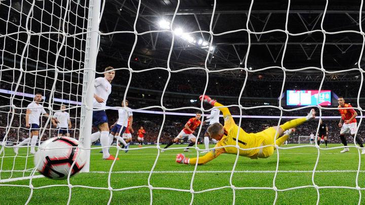 Así cantamos el gol de Saúl en el 1-1 ante Inglaterra