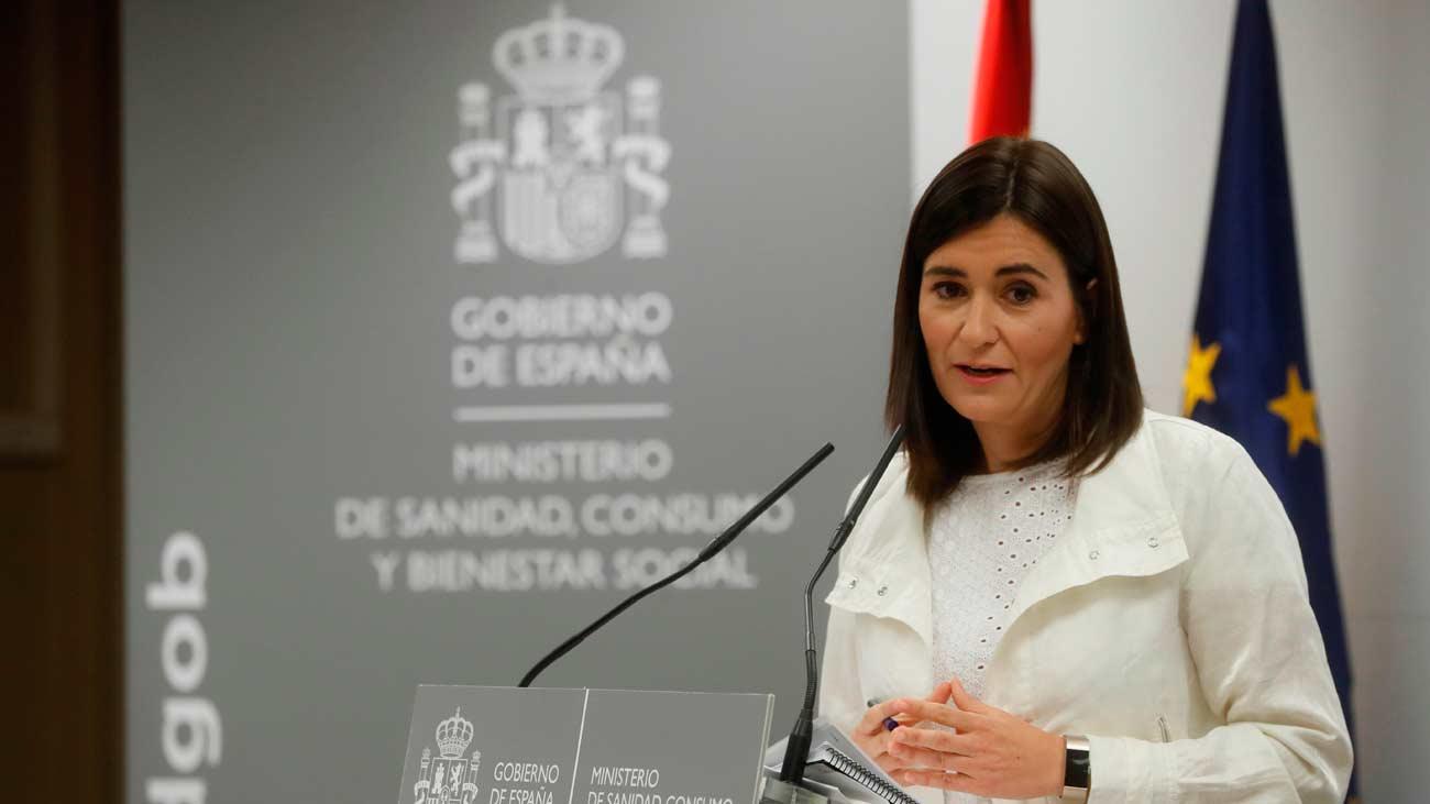 "Carmen Montón: ""No he cometido ninguna irregularidad"""