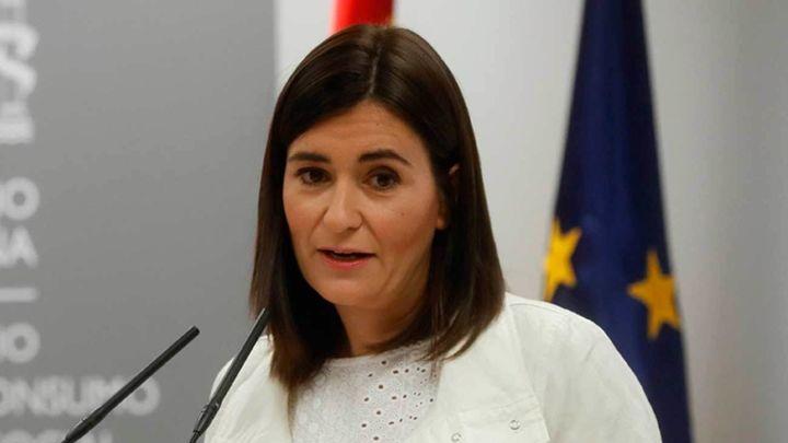La Fiscalía pide archivar la causa contra la exministra Carmen Montón por su máster
