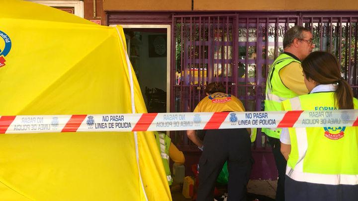 Una mujer asesinada a puñaladas  por su expareja en una peluquería en Villaverde