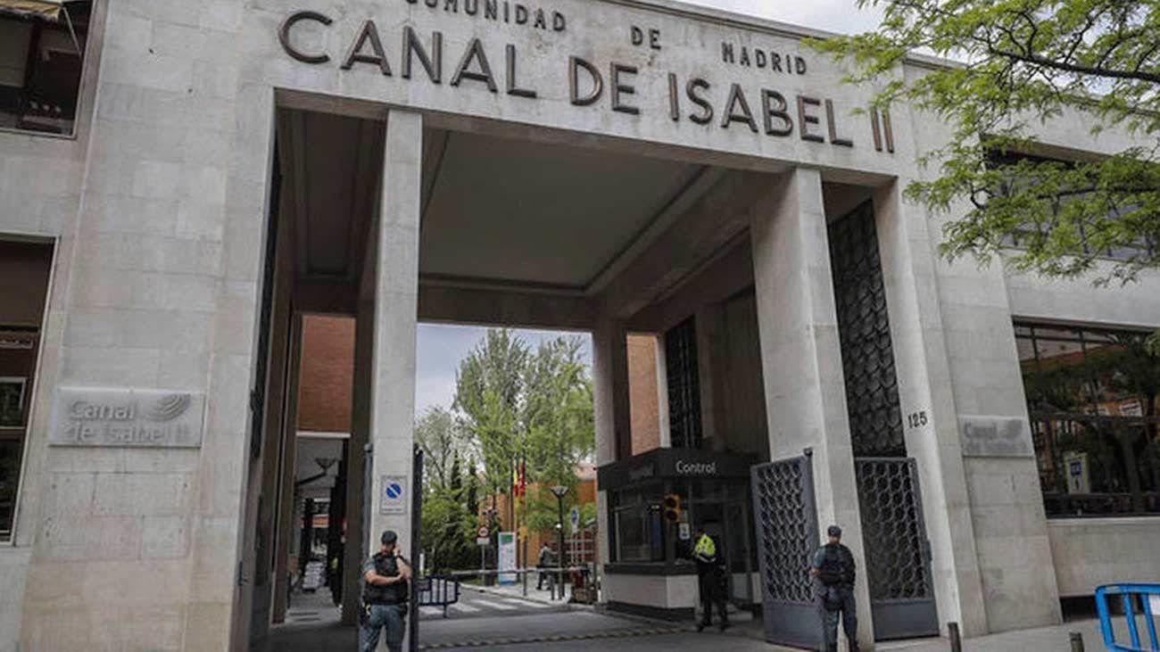 Canal de Isabel II. Imagen de archivo. EFE
