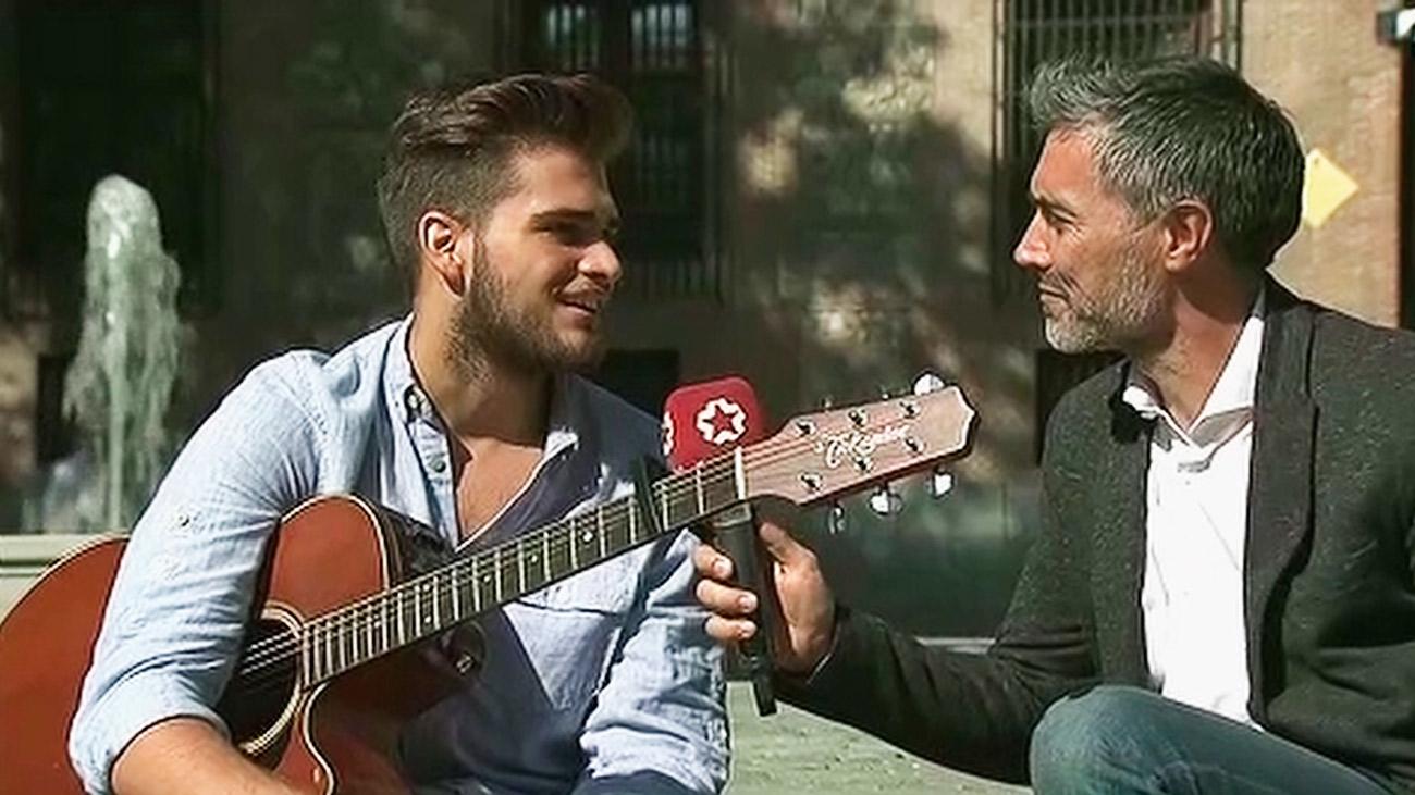 Pablo Moreno acepta el reto de Buenos días Madrid