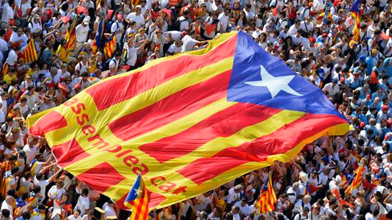 ¿Es necesario reforzar la policía en Cataluña para la diada?