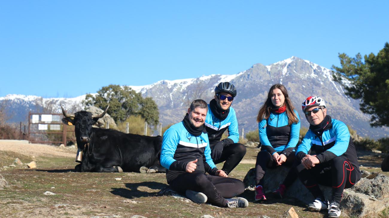 Km de bicicleta: Collado Mediano-Colmenar Viejo