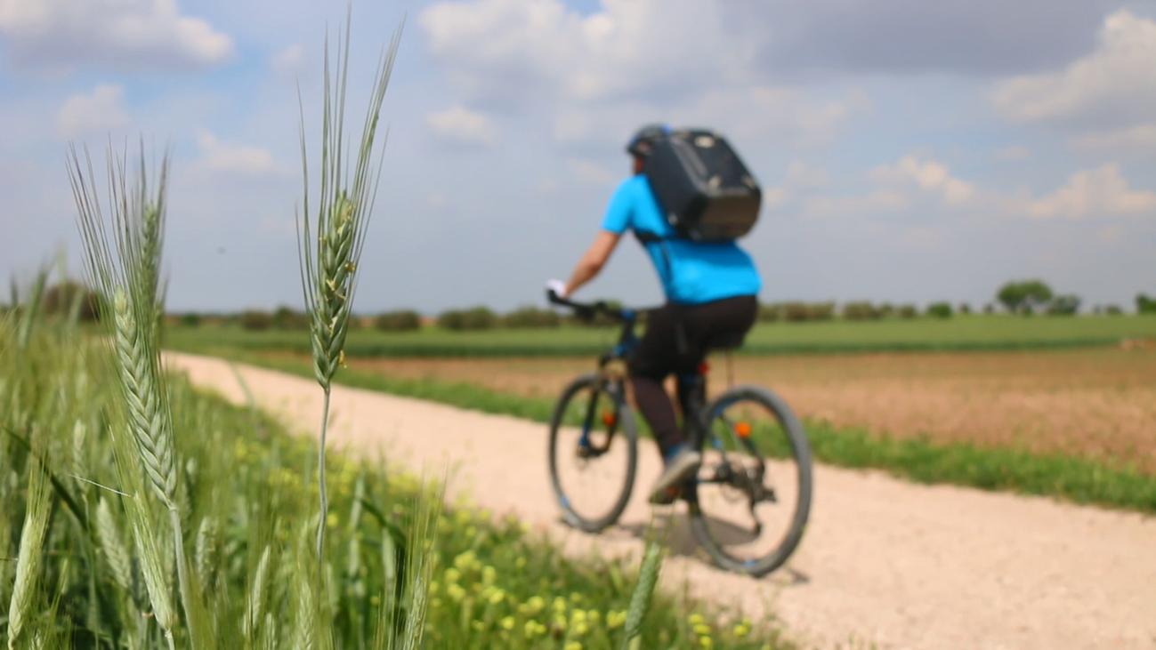 Km de bicicleta: Valle del río Tajuña