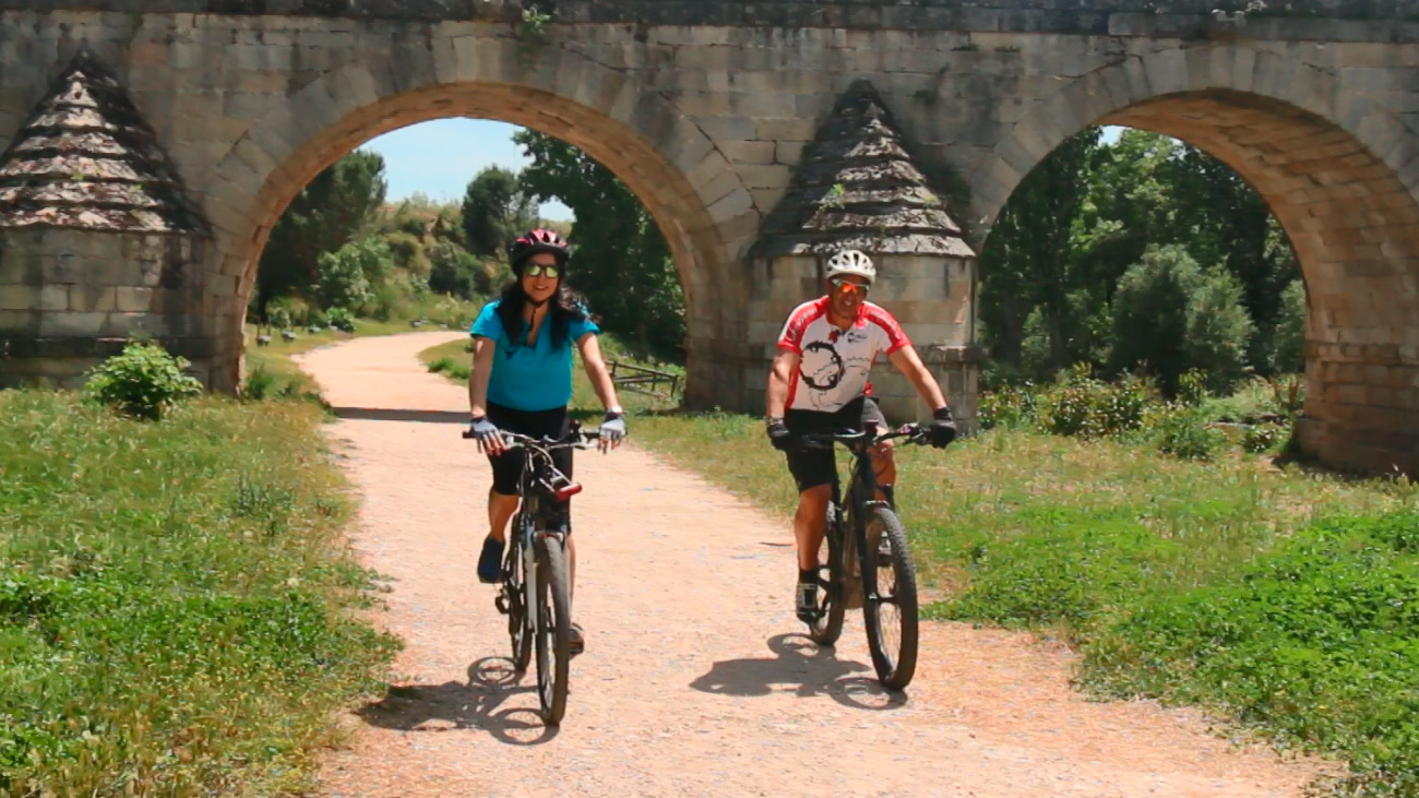 Km de bicicleta: De Torrelodones a Pozuelo de Alarcón