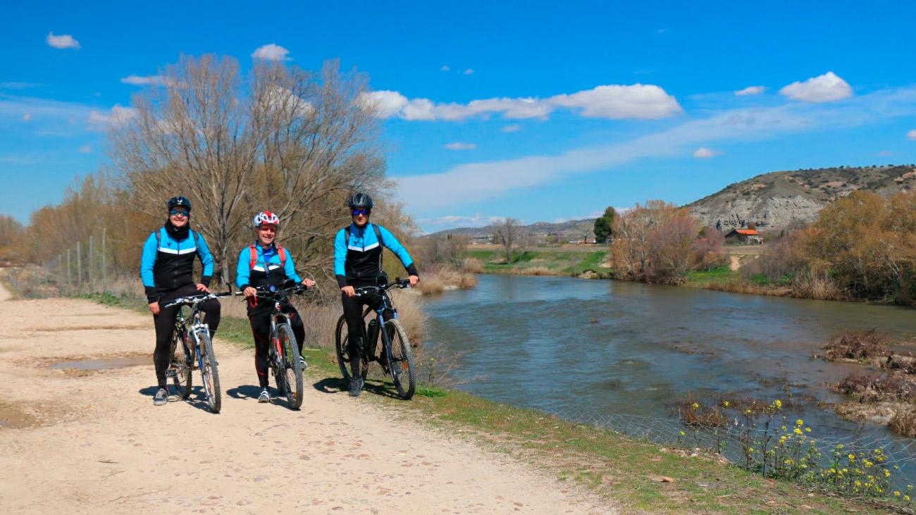 Km de bicicleta: Senda Real de Aranjuez: Madrid–Aranjuez