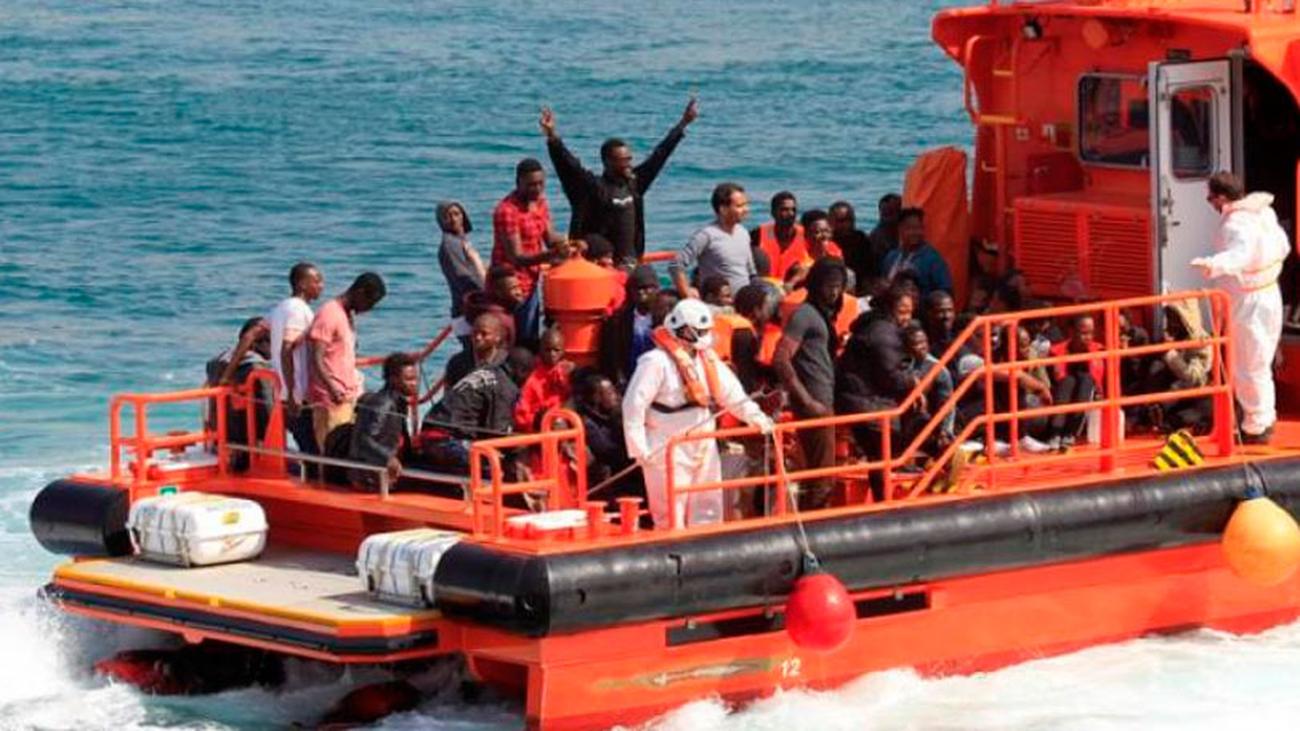 La mafia de las narcolanchas con migrantes; 2.000 euros por pasaje