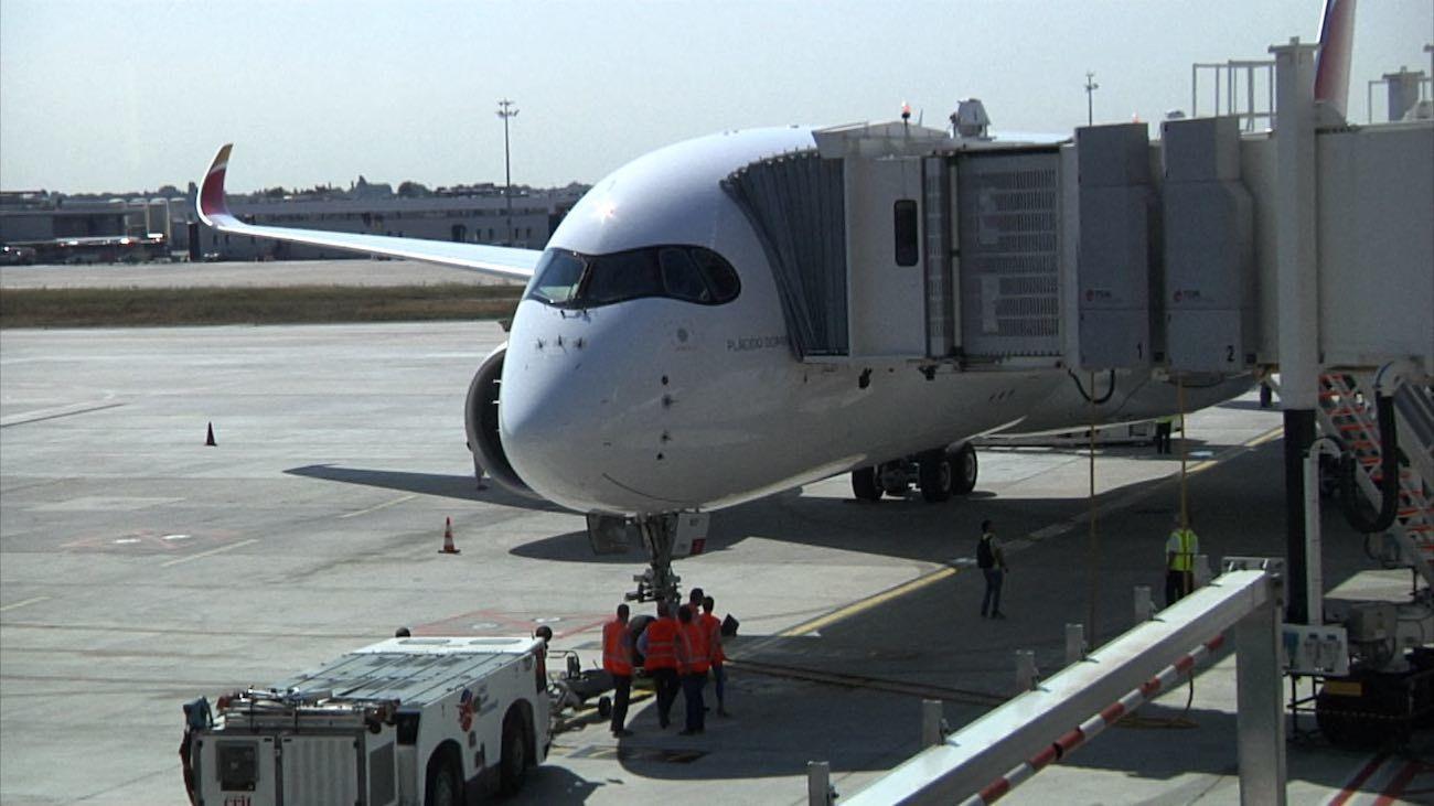 Airbus A350: la vanguardia con alas