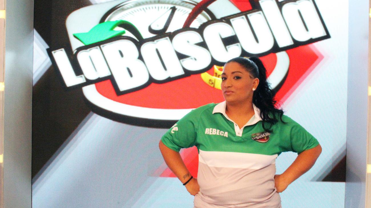 """Rebeca: """"Los bollos y la Coca-Cola  son mi delirio"""""""