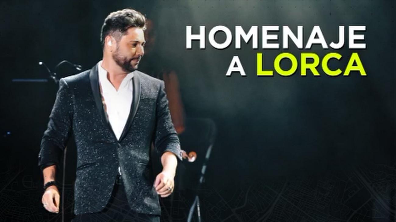 """""""Enlorquecido"""", el homenaje de Miguel Poveda a Lorca"""