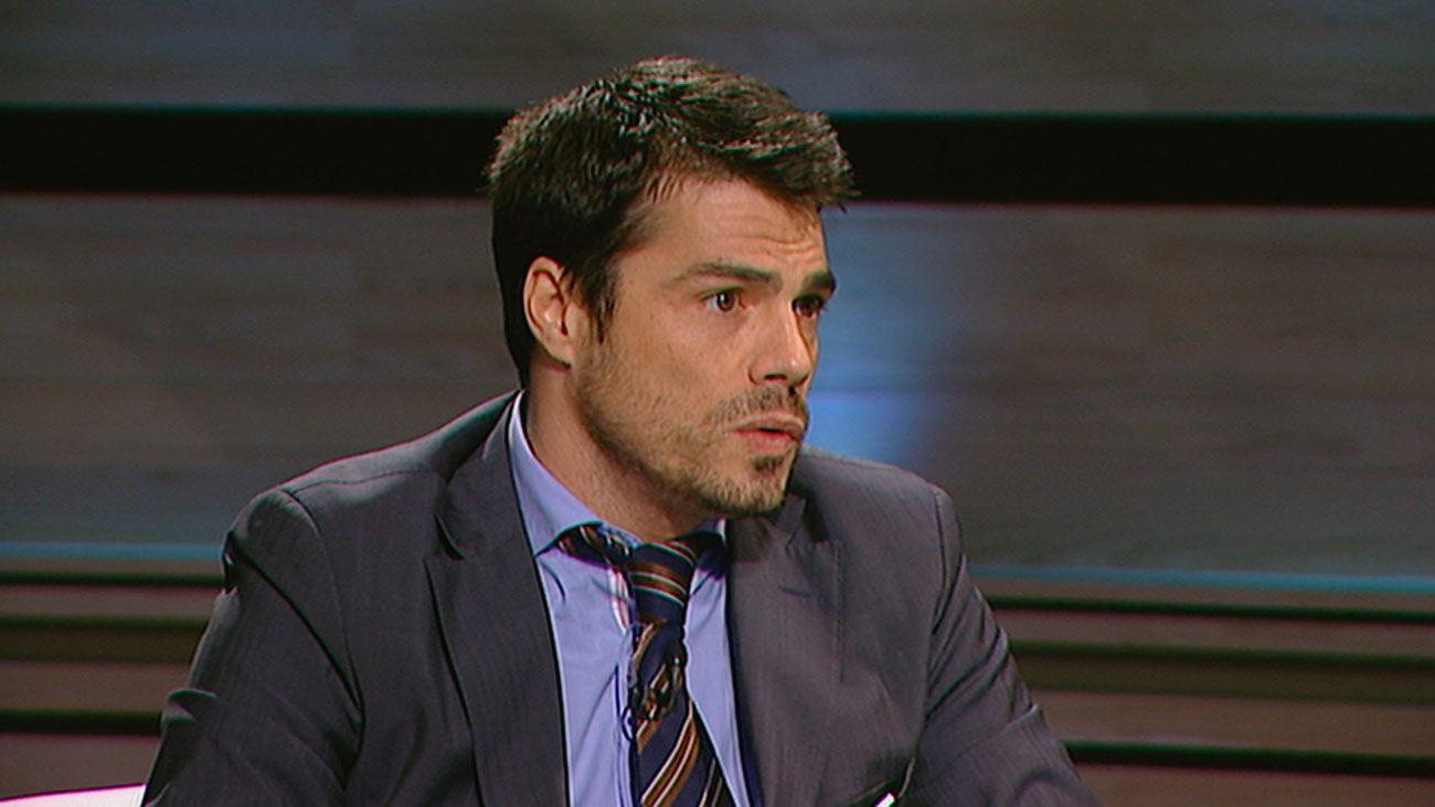Alberto Cavallé, acusado de estafar a varias mujeres, por primera vez en un plató