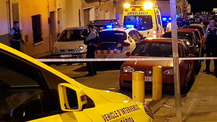 Dos jóvenes heridos en un tiroteo en Sabadell