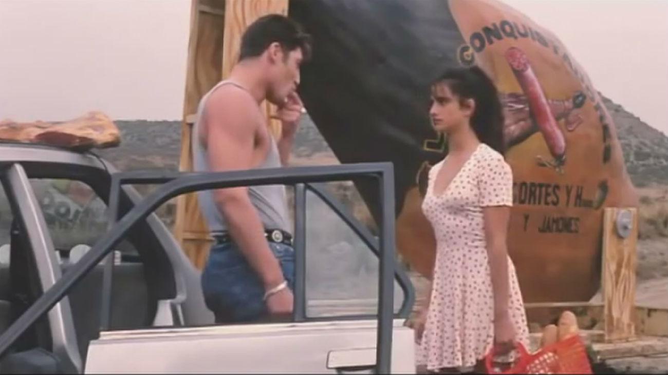 Penélope Cruz y Javier Bardem, pareja de cine