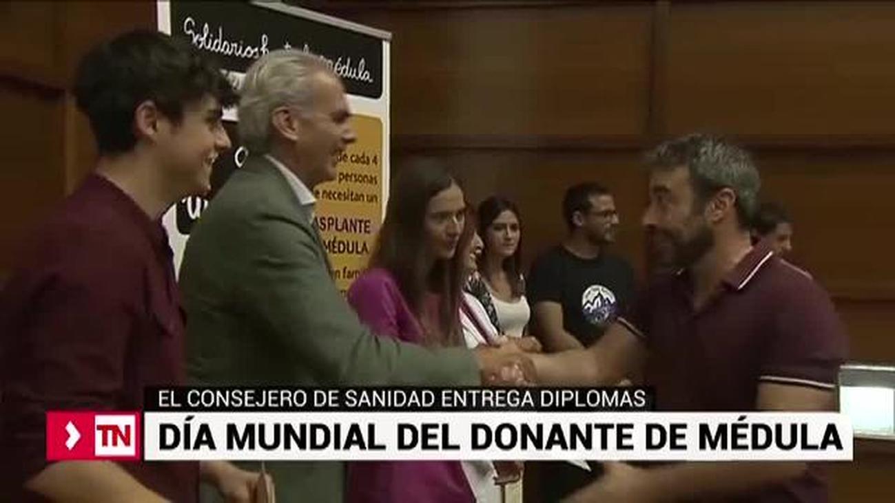 44.000 madrileños esperan la llamada del Centro de Transfusión para donar médula