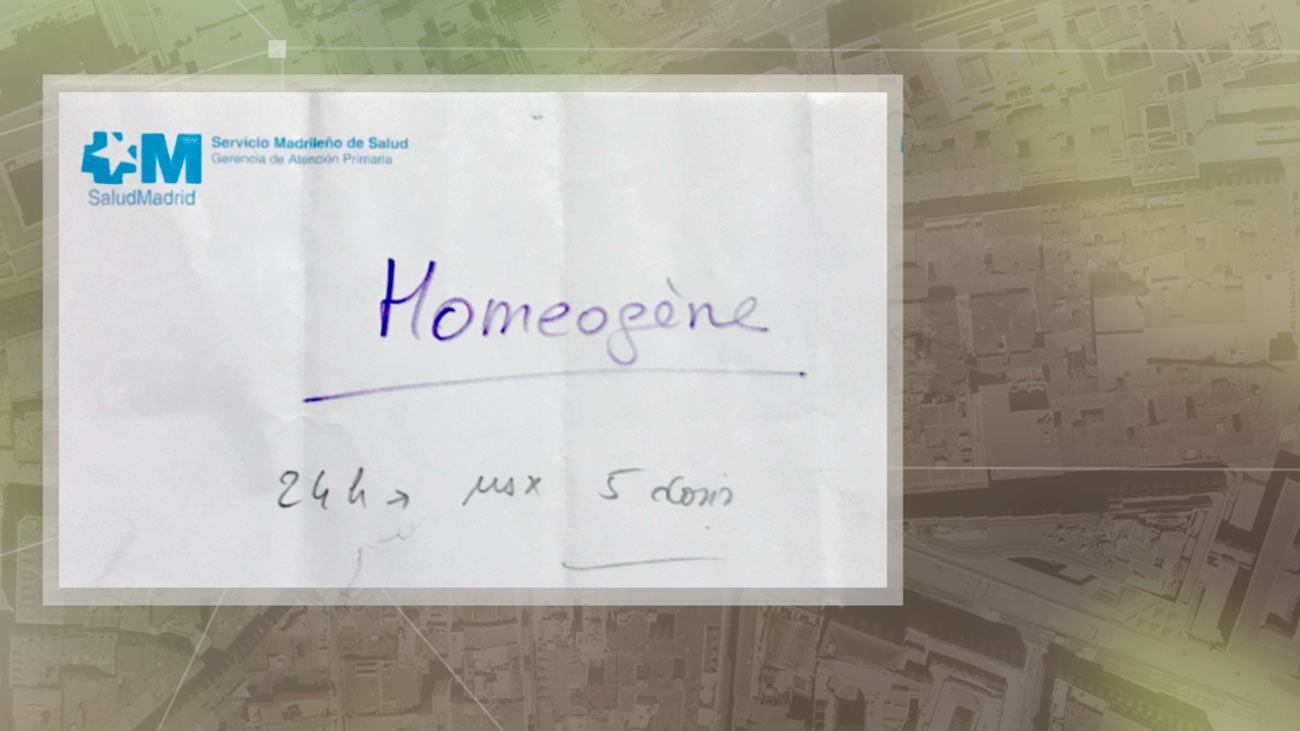 Un padre contra la homeopatía
