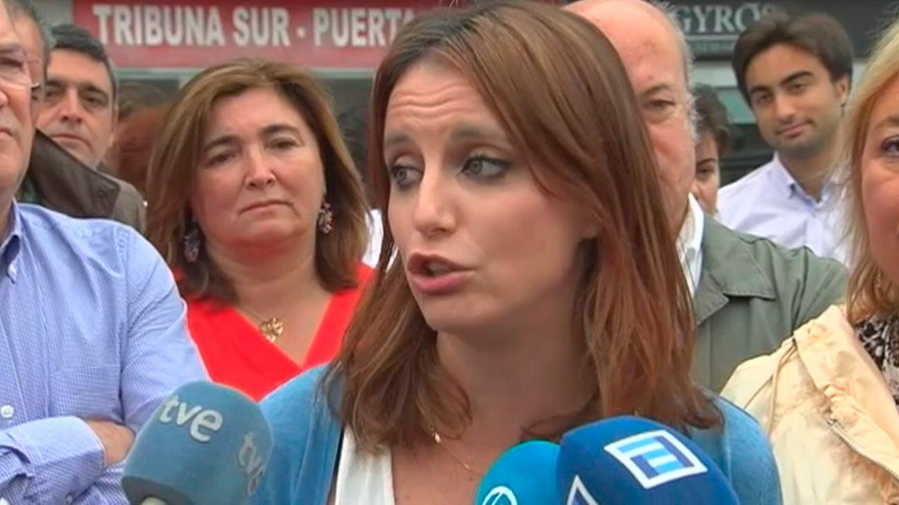 Levy acusa al Gobierno de actuar como el comité electoral del PSOE desde Moncloa
