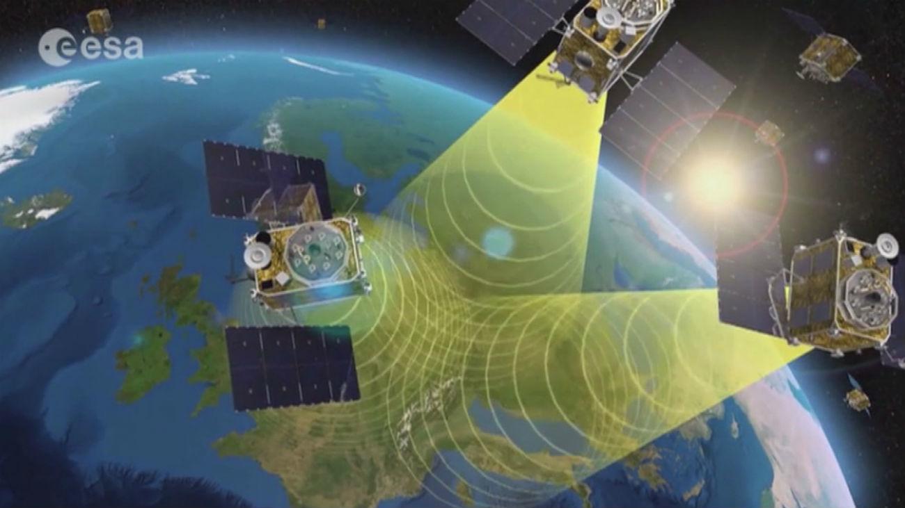 Los satélites Galileo se controlarán desde Madrid
