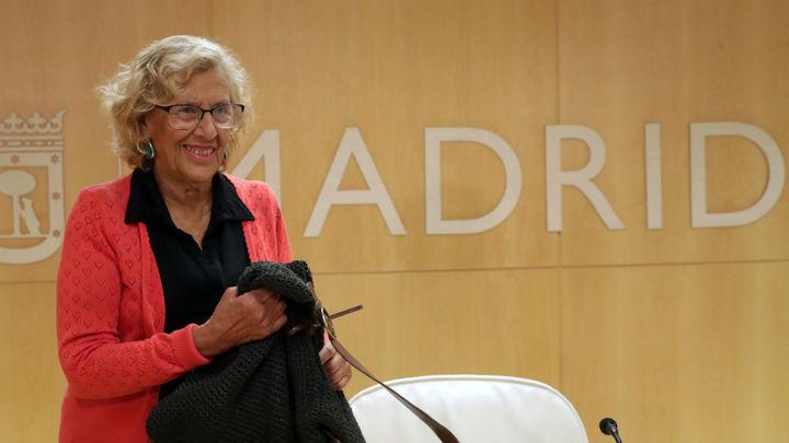 Carmena asegura que Madrid tendrá el Open de Tenis y la Copa Davis