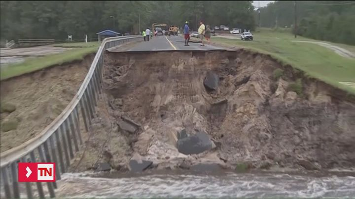 Estado de emergencia y 18 muertos, balance del huracán Florence en EE.UU.