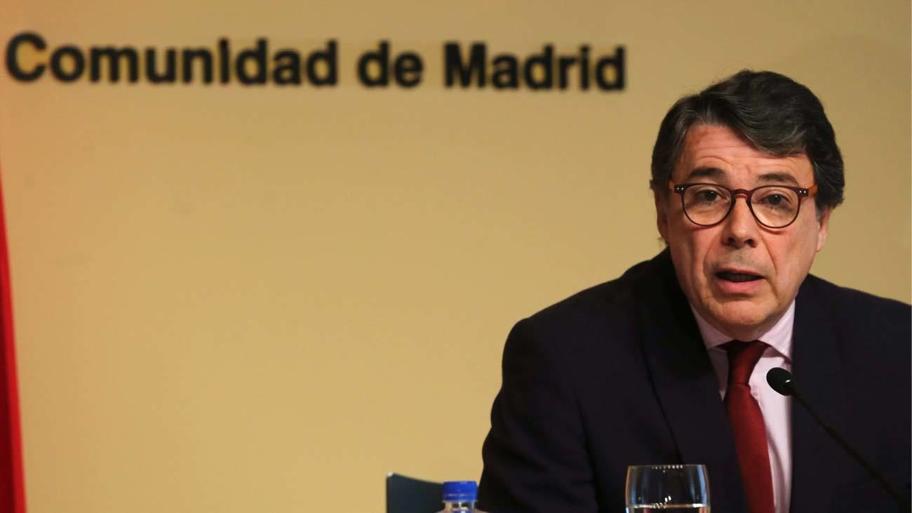 Ignacio González, ex presidente de la Comunidad de Madrid