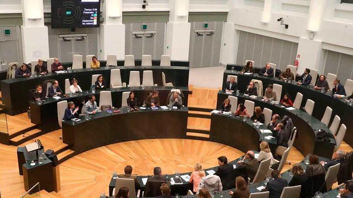 Ciudadanos vota en contra de dar la Medalla de Oro de Madrid a la Mesa por las Pensiones