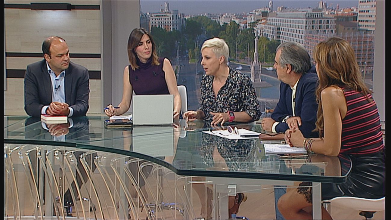 Buenos Días Madrid 17.09.2018  (08:30-10:30)