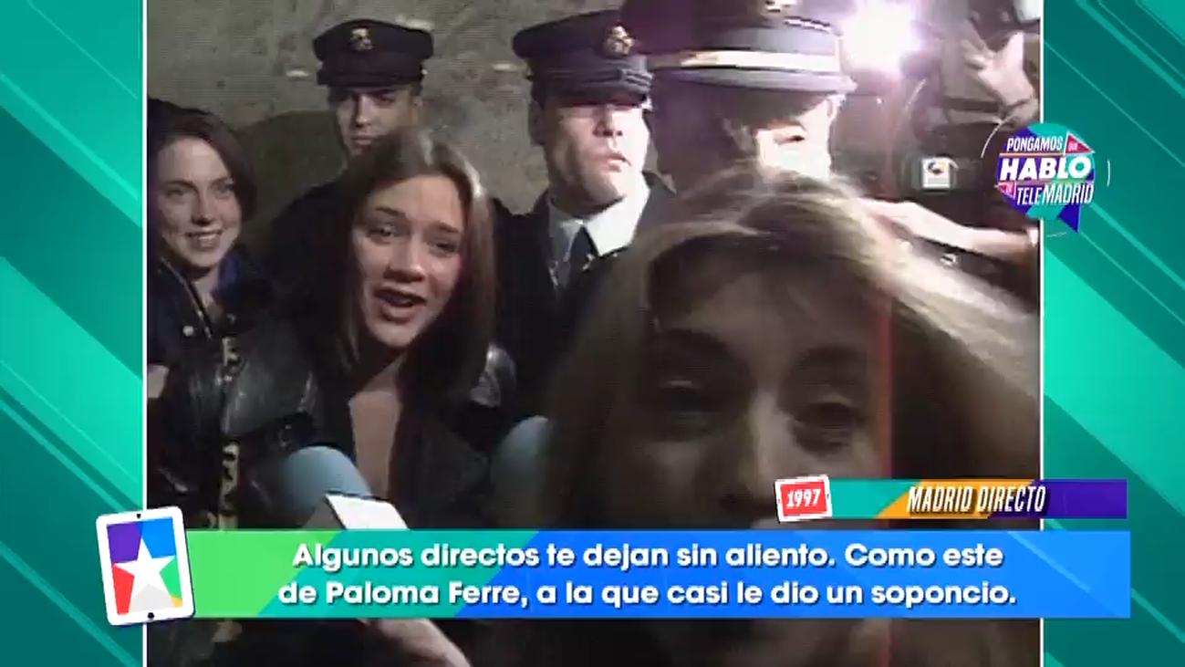 Cosas del directo: Paloma Ferre, la 6ª Spice Girl