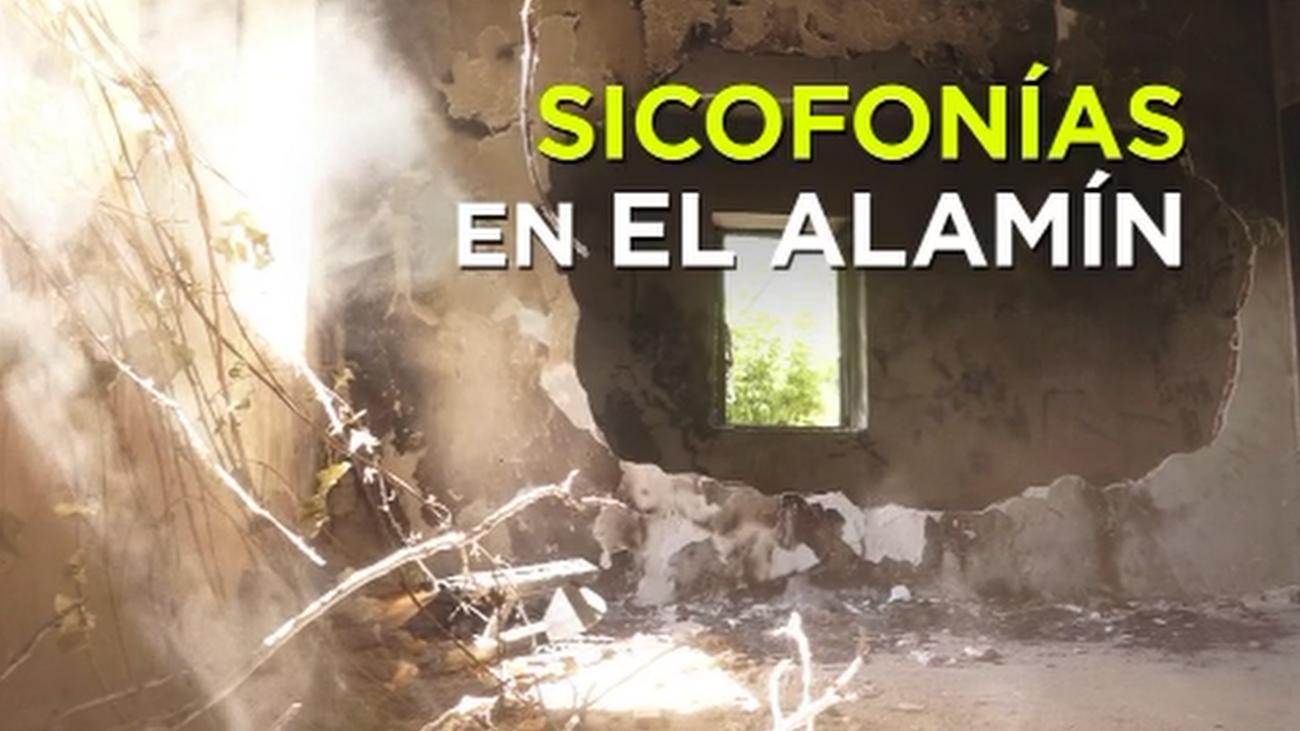 Visitamos El Alamín, un madrileño pueblo fantasma