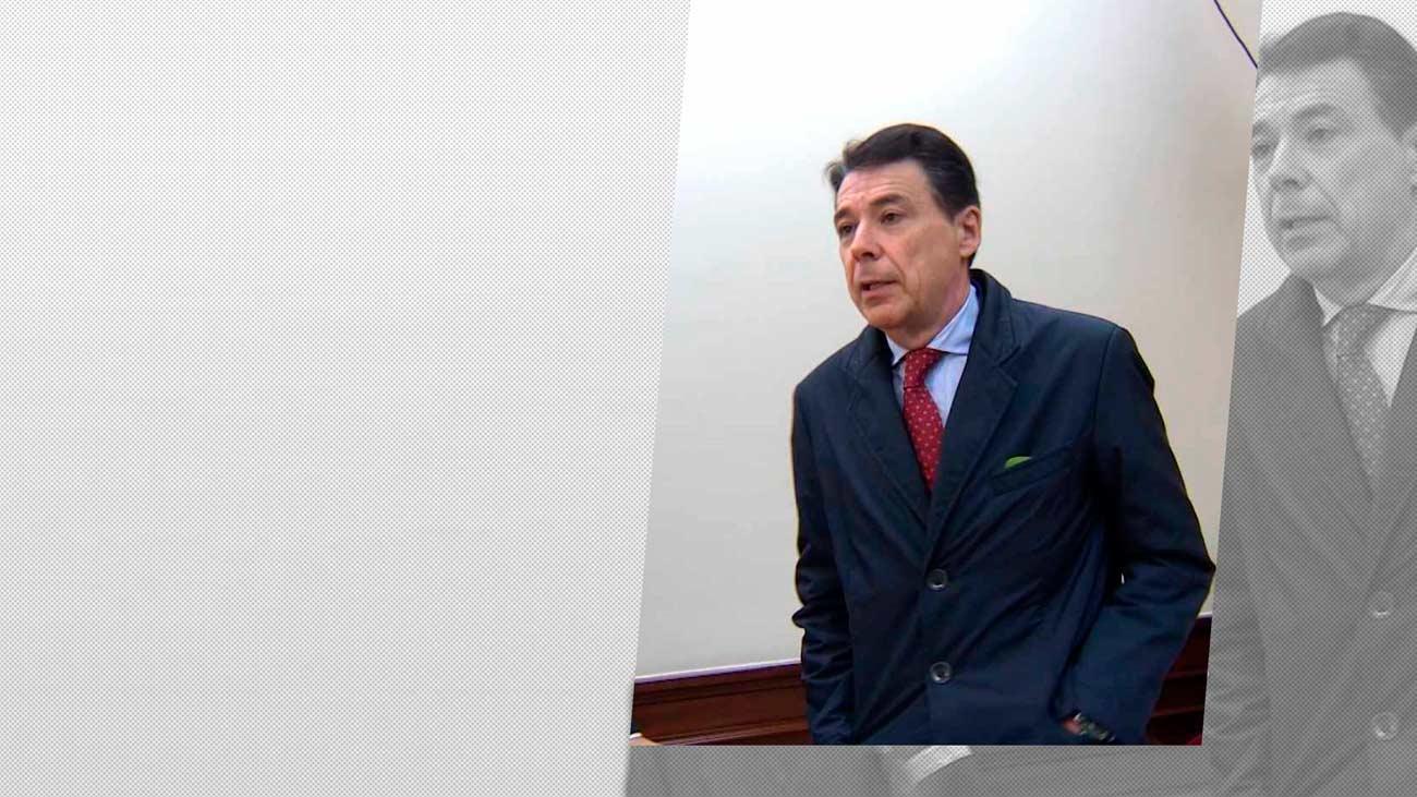 Ignacio González pide volver a su plaza de funcionario