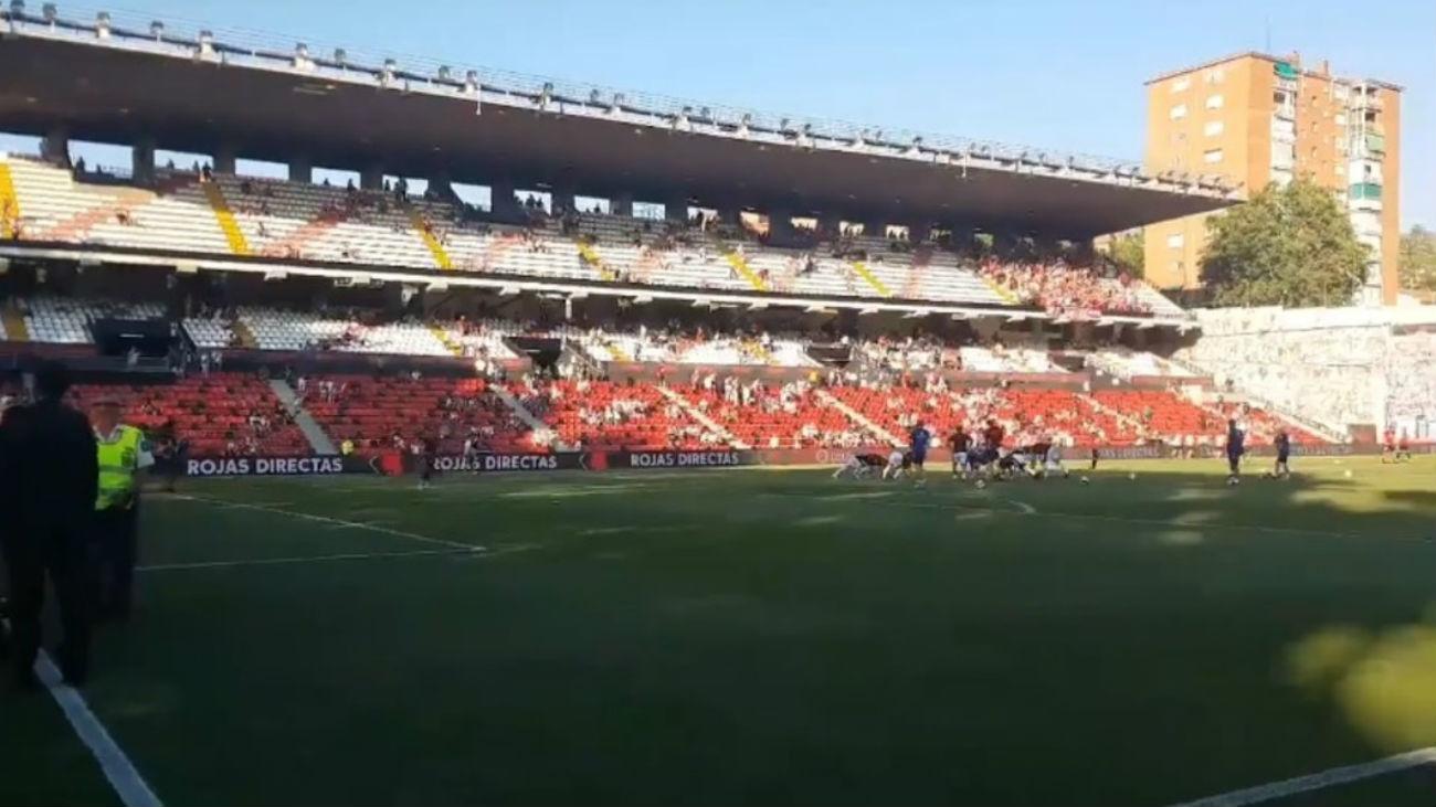Luz verde a la apertura del Estadio de Vallecas