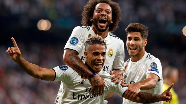 Redebut soñado: 'Marianazo' en Champions