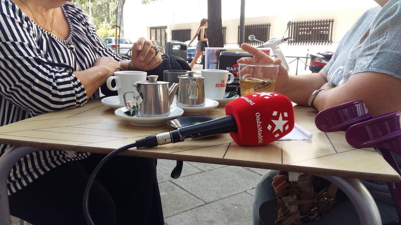 La cafetería: Recogemos en directo una conversación entre pensionistas