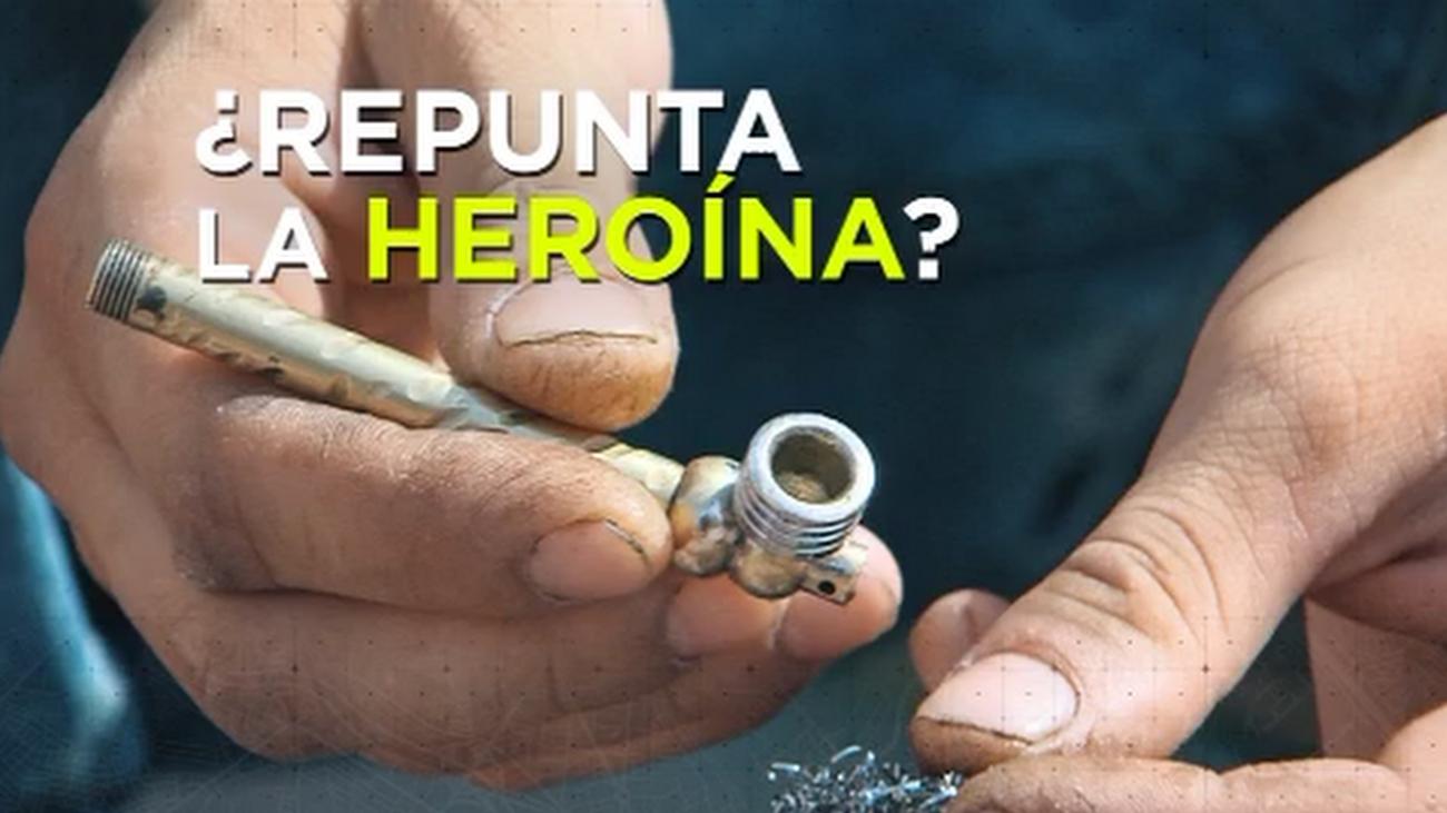 El consumo de heroína repunta en Madrid