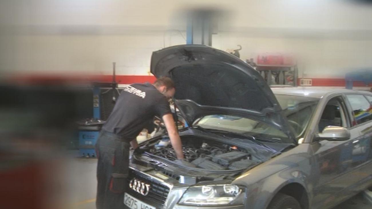 ¿Cuánto invertimos en el mantenimiento de nuestro coche?