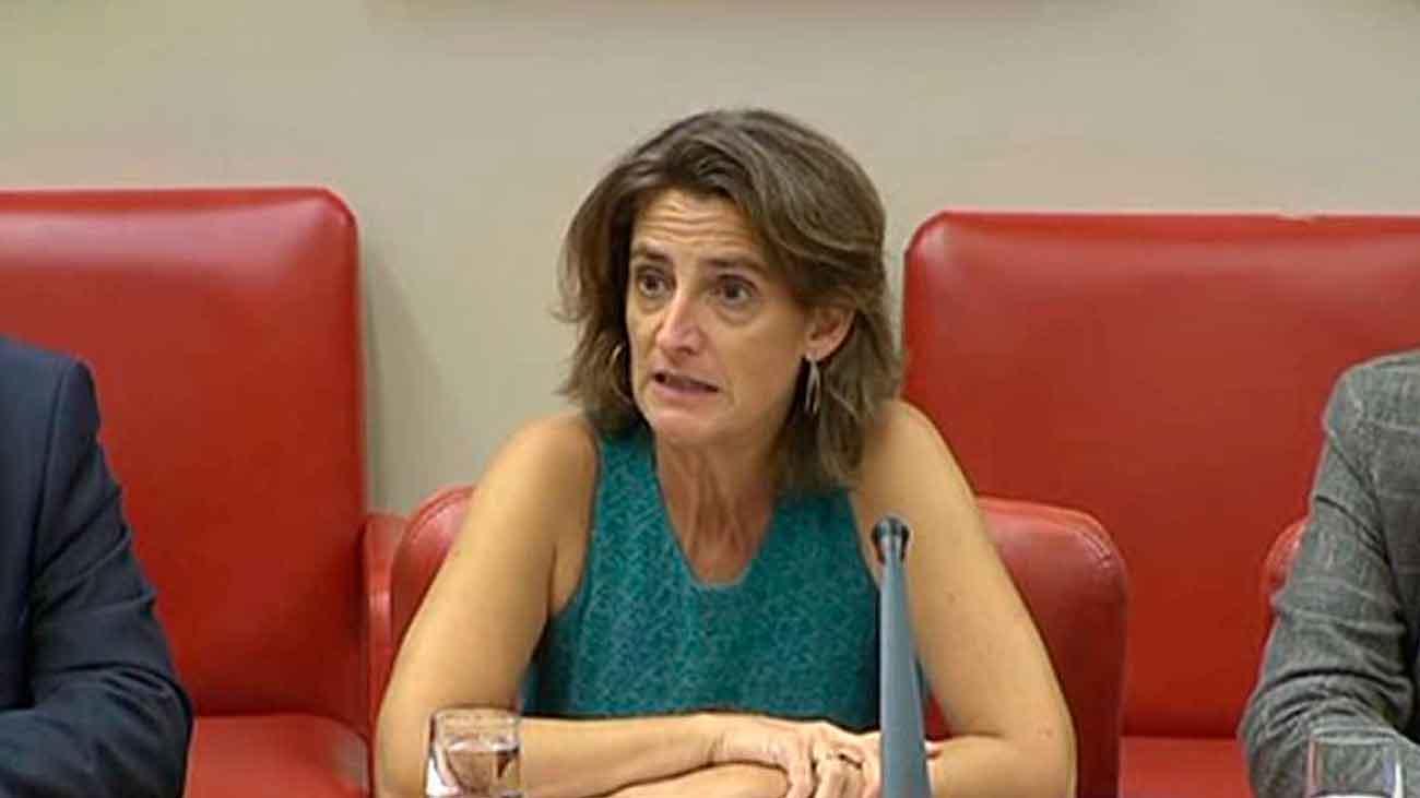 Ribera anuncia que el Gobierno suspenderá el  impuesto a la generación y ampliará el bono social