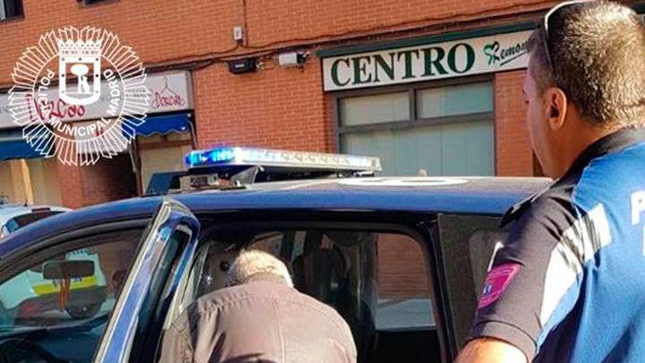 Detenido un exhibicionista de 78 años cerca de un colegio de Tetuán