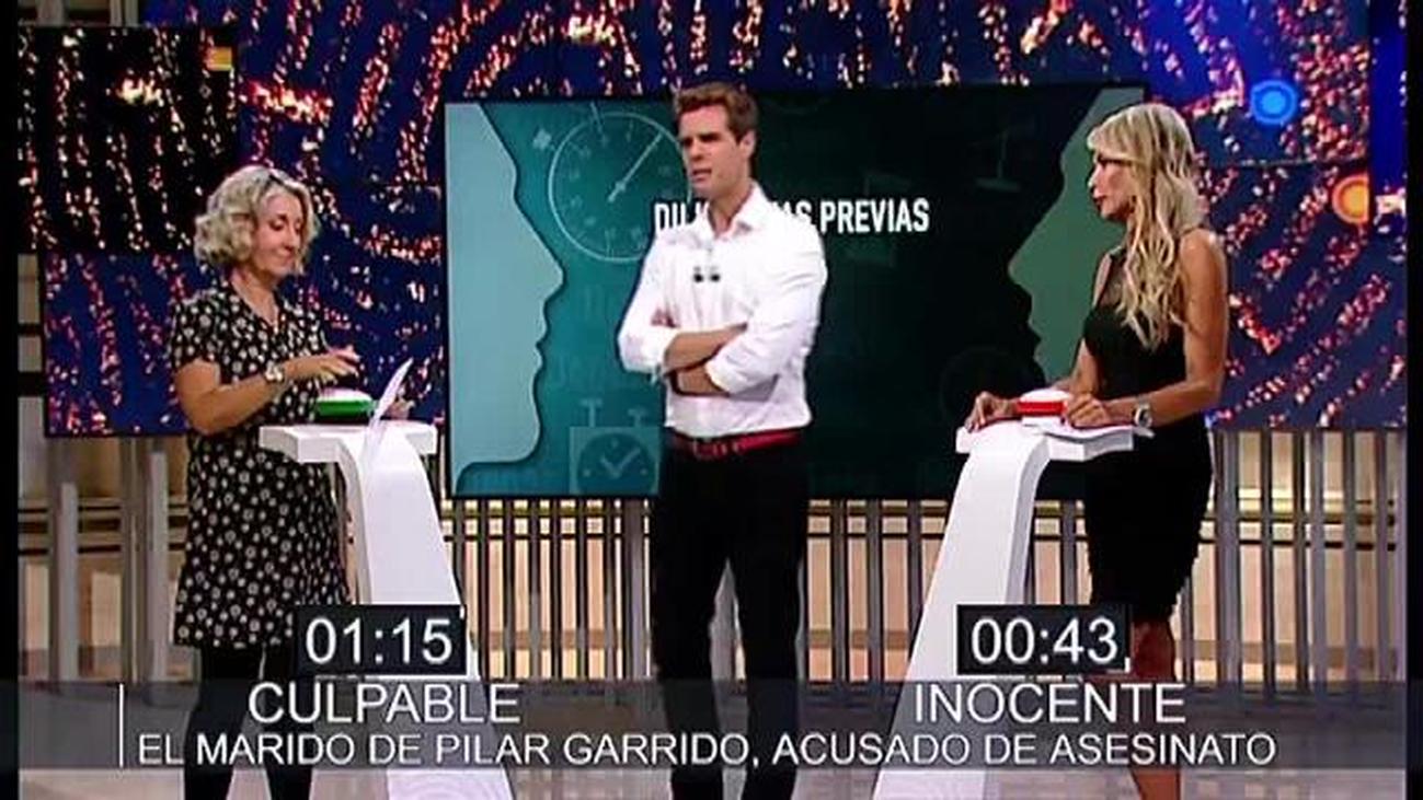 El marido de Pilar Garrido, ¿culpable o inocente?