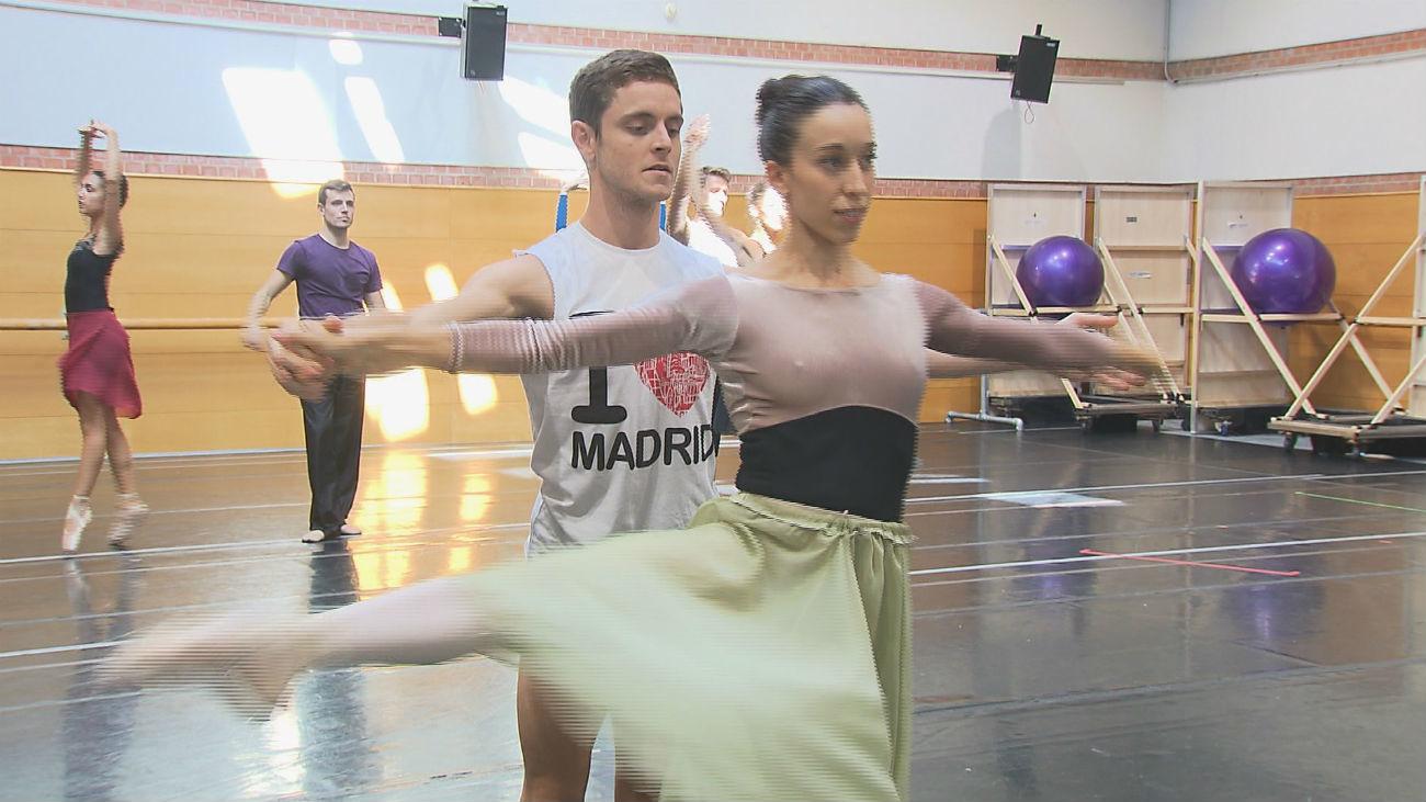Entramos en los ensayos del Cascanueces de la Compañía Nacional de Danza