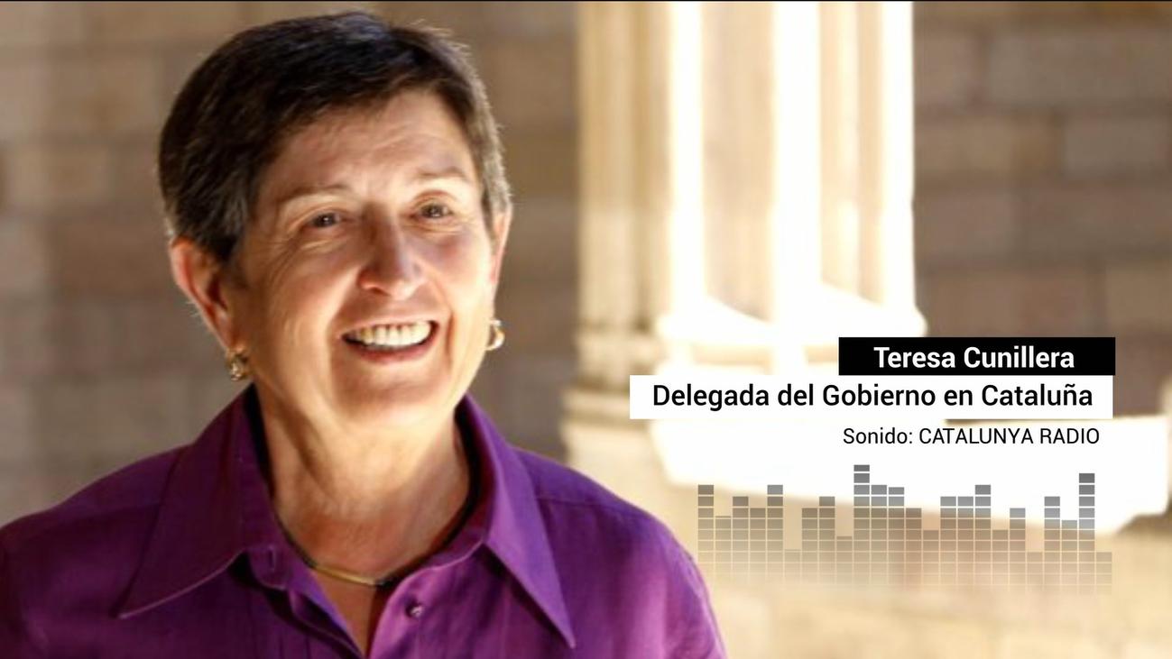La delegada del Gobierno en Cataluña aviva la polémica al apoyar el indulto de los políticos presos