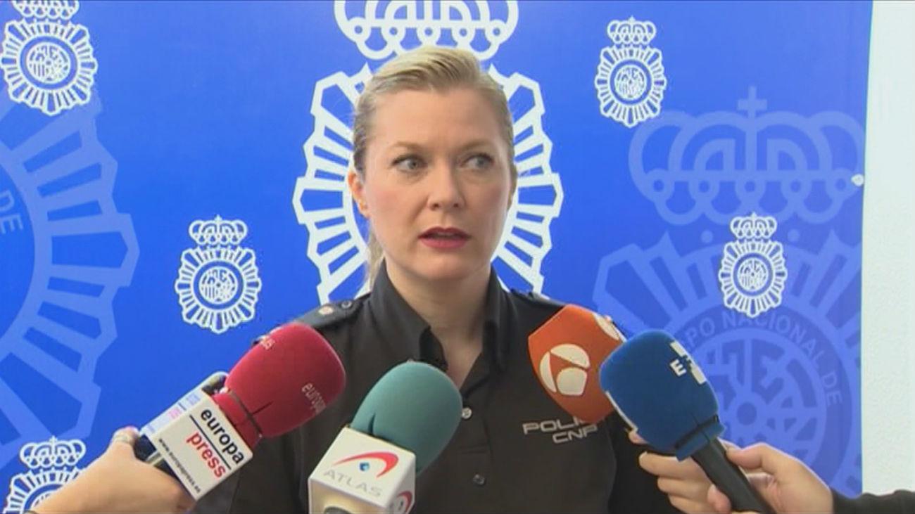 La Policía ha liberado a 200 mujeres víctimas de la trata en lo que va de año