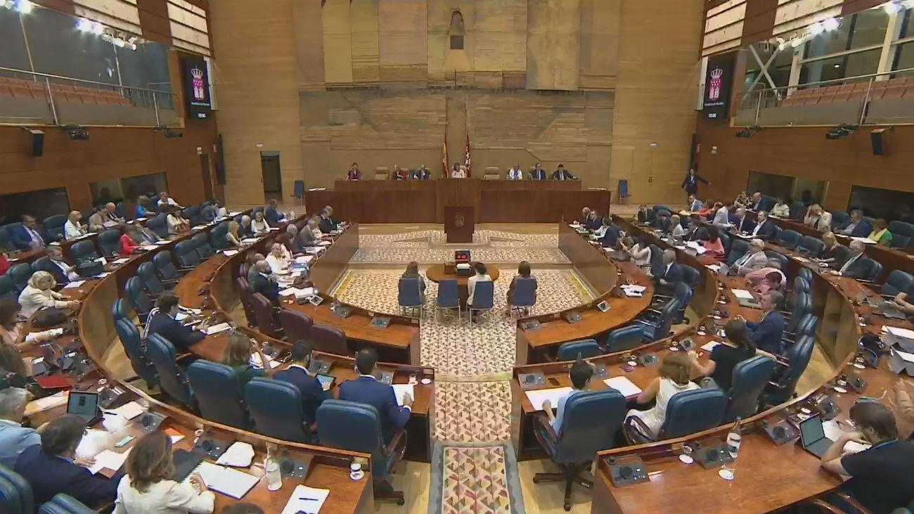 Uno de cada cuatro diputados de la Asamblea ha dejado su escaño