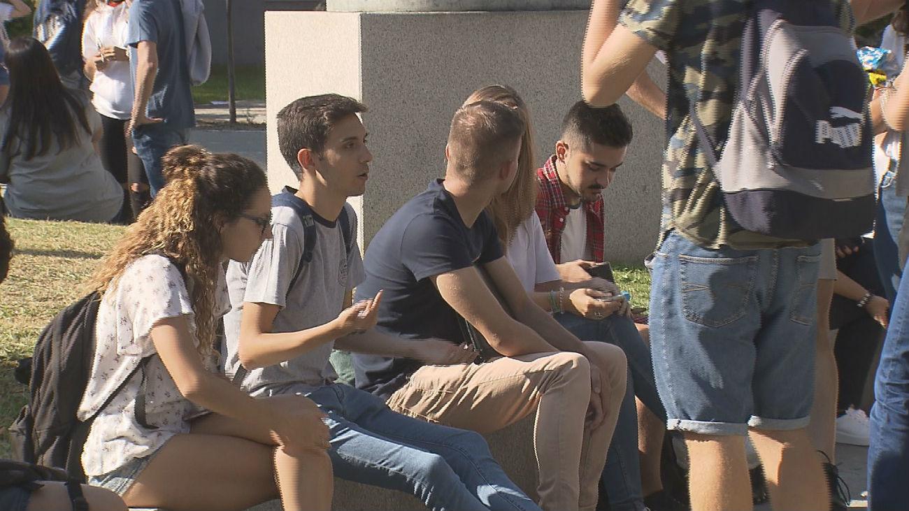 Los estudiantes de la Rey Juan Carlos convocan una huelga este jueves