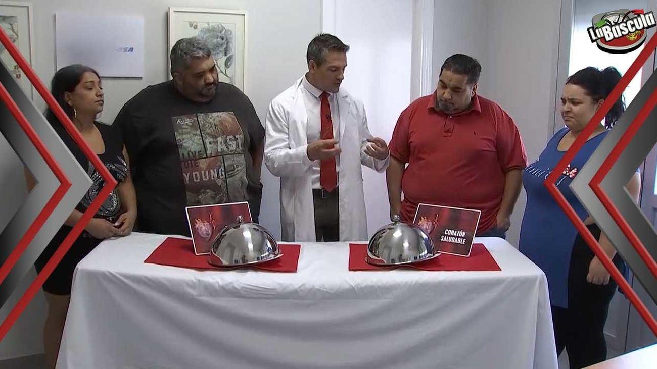 """""""Los Iglesias"""" se someten a diversas pruebas médicas"""