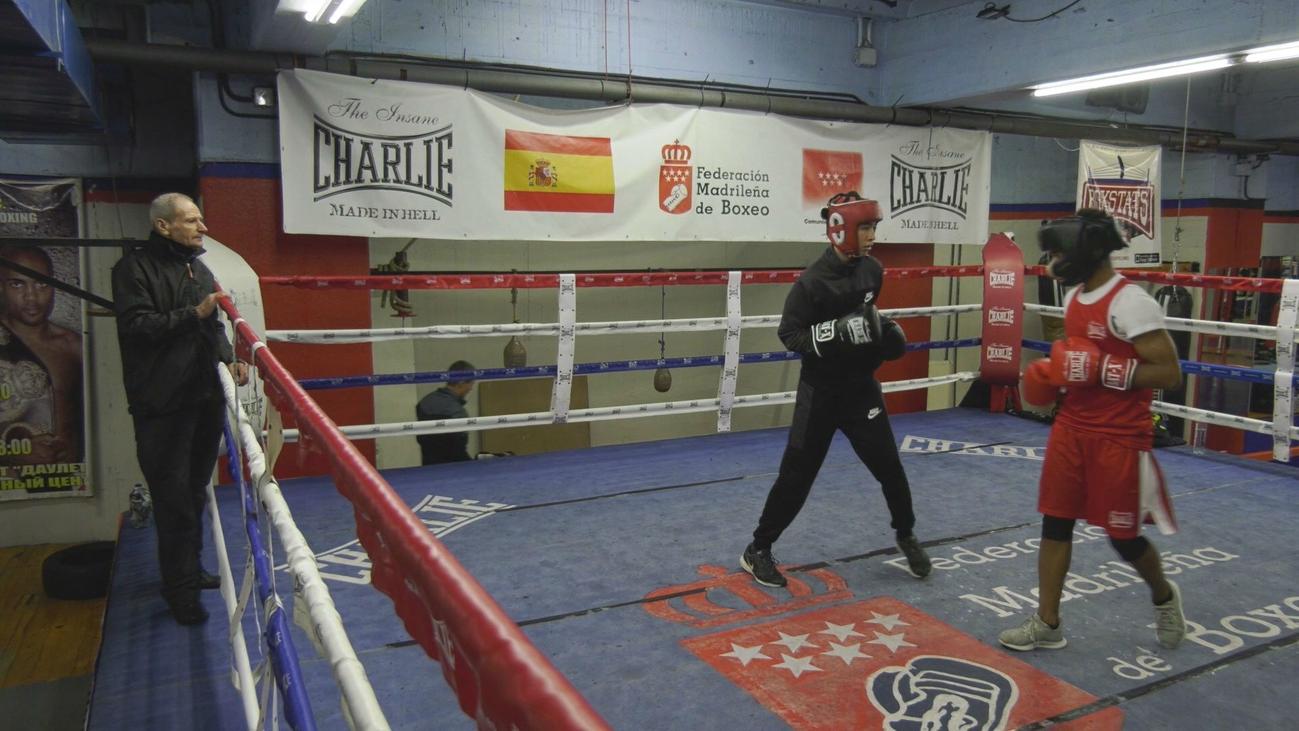 Club El Rayo, cuna de boxeadores