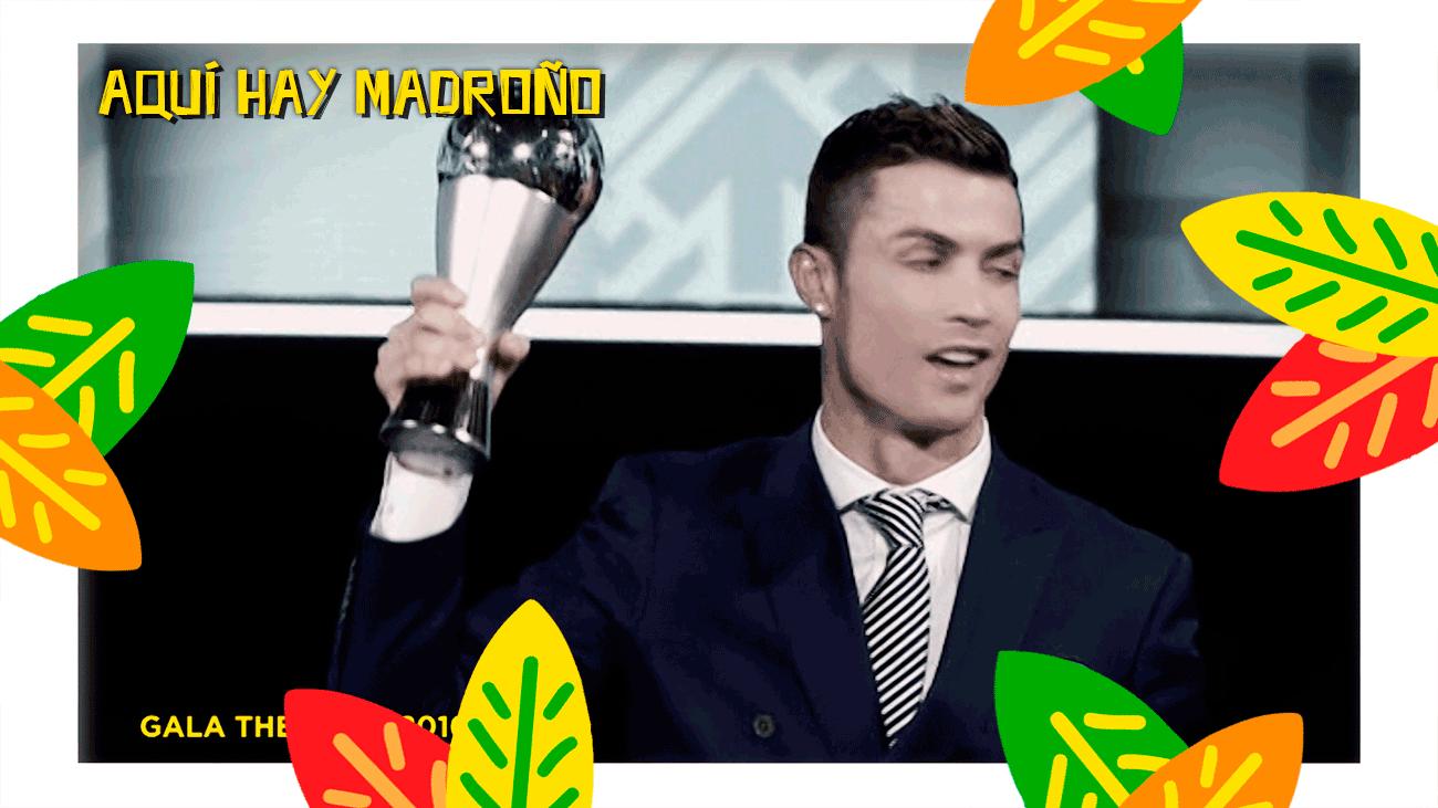 Cristiano Ronaldo no es el mejor jugador del mundo