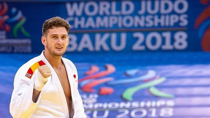 Entrevista a Sherazadishvili, campeón del mundo de judo