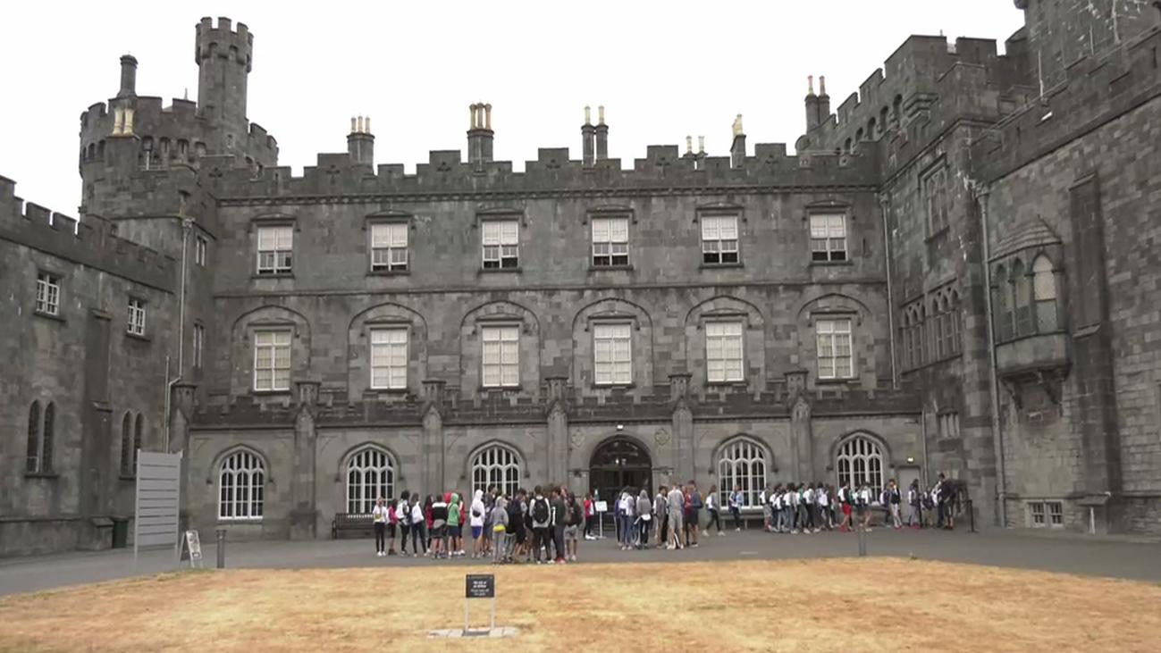 ¿Comprar un castillo por 50 libras? Eso es lo que costó el Castillo de Kilkenny