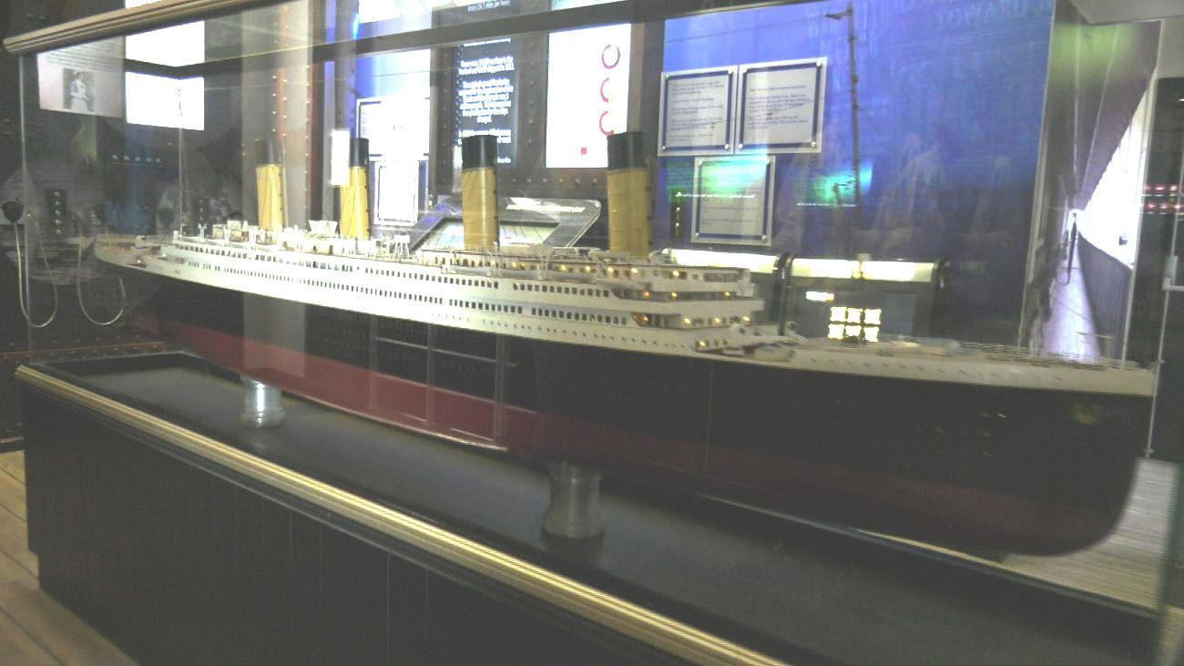 El Museo Del Titanic De Cobh